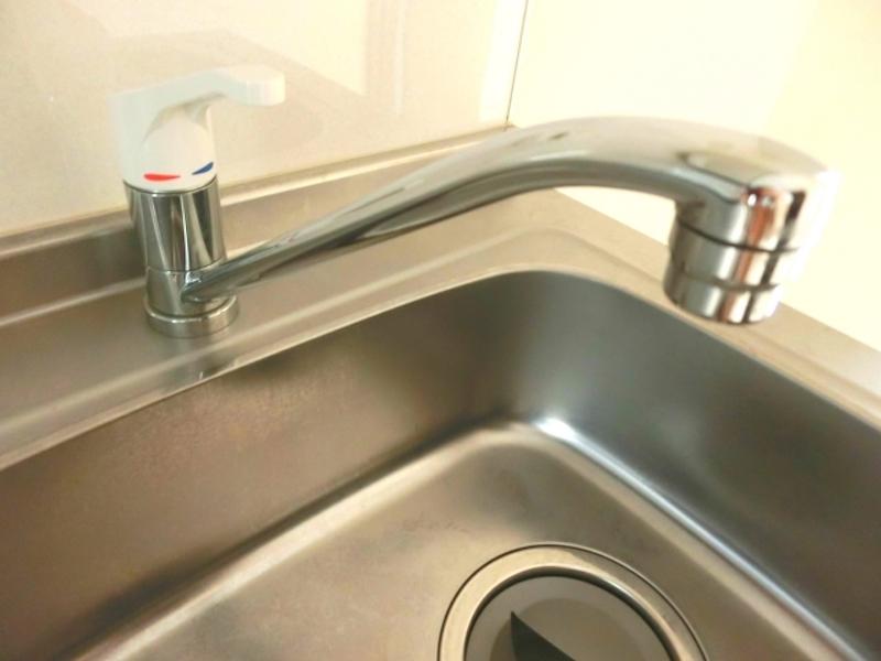水道、ガスが正常に供給されているか確認する