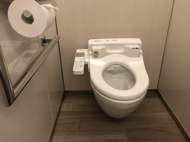 トイレでの臭い対処法